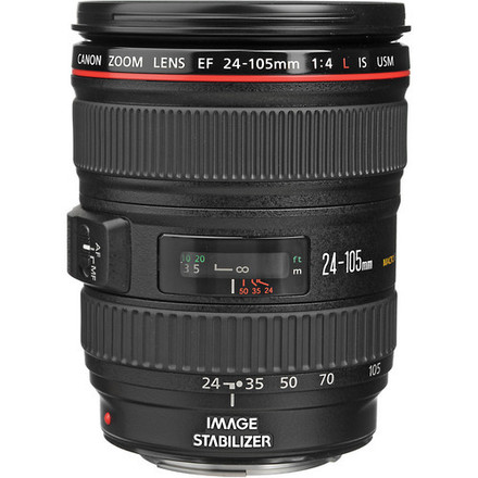 Canon EF 24-105mm f/4 L IS USM