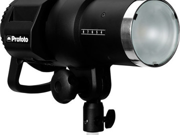 Rent: Profoto B1 500 w/ Canon TTL-s Air Remote included