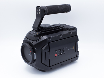 Rent: URSA MINI 4K EF base Package. 2 Batt, 2 Cfast charger includ