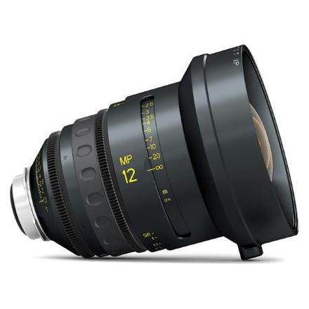 12mm Arri/Zeiss Master Prime T1.3 (156mm-D)