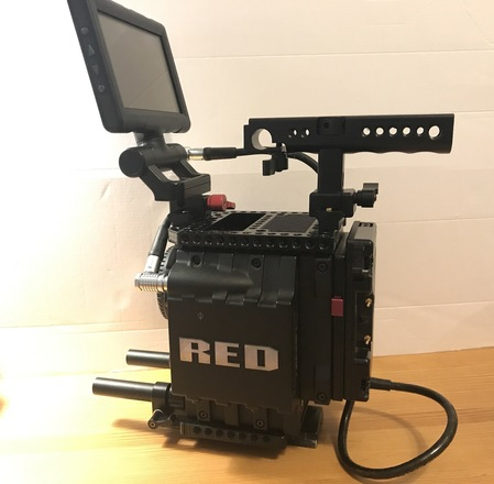 RED Epic M LEICA R package