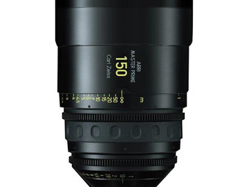 Rent: 150mm Arri/Zeiss Master Prime T1.3 (134mm-D)