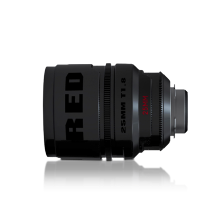 25mm Red Pro Prime T1.8 (110mm-D)