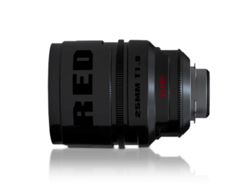 Rent: 25mm Red Pro Prime T1.8 (110mm-D)