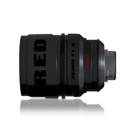 35mm Red Pro Prime T1.8 (110mm-D)
