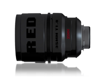 Rent: 35mm Red Pro Prime T1.8 (110mm-D)