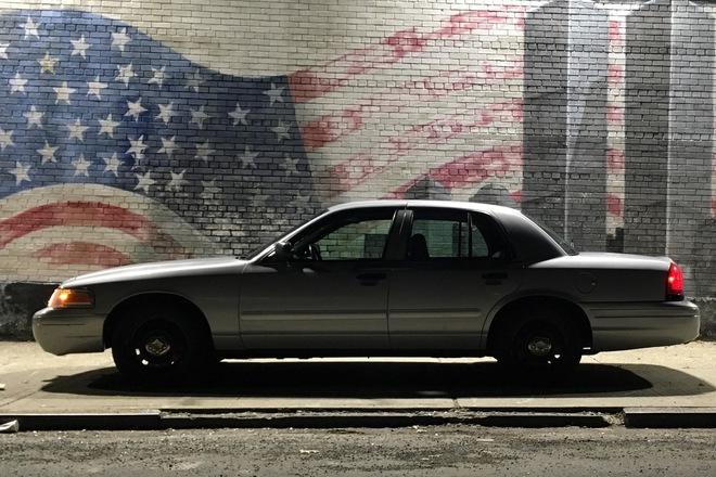 Ford Police Interceptor Unmarked/Detectives