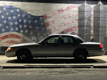Rent: Ford Police Interceptor Unmarked/Detectives