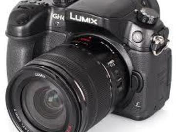 Rent: GH4 + 14-45mm Lens