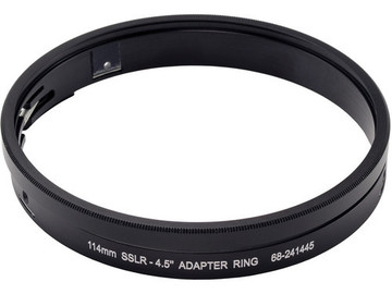 Rent: 114mm Clamp on Adaptor Ring