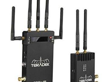 Rent: Teradek Bolt 600 3G-SDI Video Transceiver Set