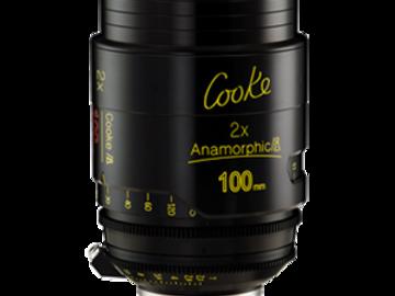 Rent: 100mm Cooke Anamorphic/i Lens T2.3 (110mm-D)
