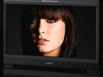 "Rent: Sony PVM-2541 25"" OLED Monitor"