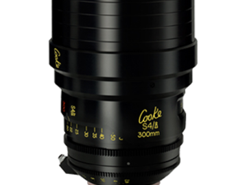 Rent: 300mm Cooke Anamorphic/i Lens T3.5 (136mm-D)