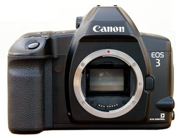 Rent: Canon EOS 3 Film Camera