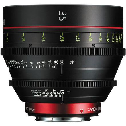 Canon CN-E 35mm T/1.5