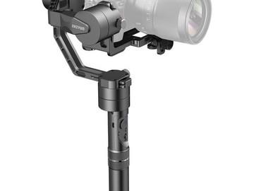 Rent: Zhiyun-Tech Crane v2 3-Axis Handheld Gimbal Stabilizer