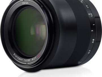 Rent: Zeiss Milvus EF 50mm F/1.4 ZE