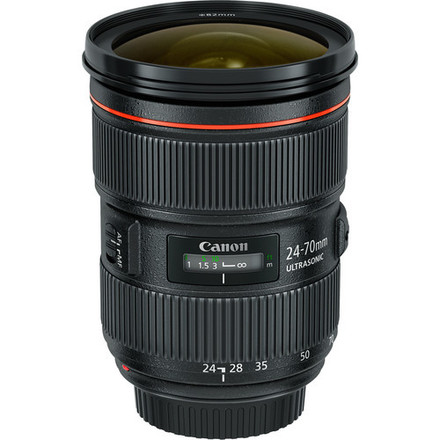 Canon EF 24-70mm F/2.8L USM ll (1 of 2)