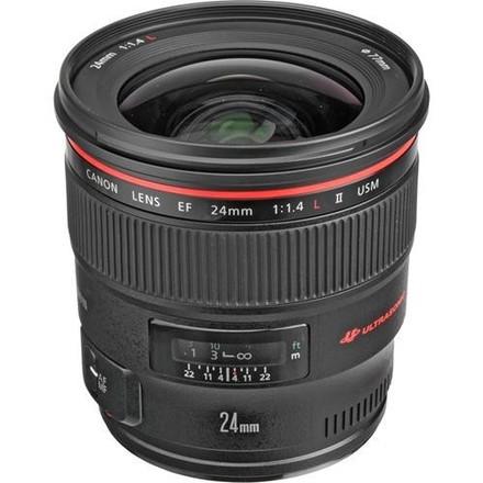 Canon EF 24mm F/1.4L USM ll