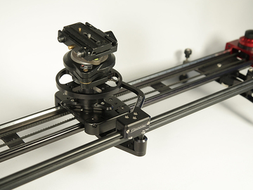 Rent: Kessler Philip Bloom Pocket Dolly(Slider) w/Paralax