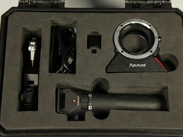 Rent: Aputure DEC Wireless Focus for Canon EF to Sony E