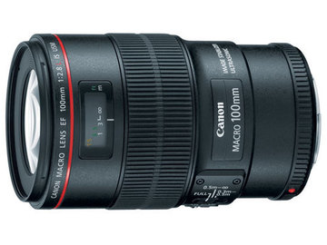 Rent: Canon EF 100mm f/2.8 Macro IS USM