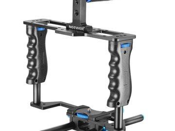 DSLR Cage - Suits Canon 5D MK2/3/4