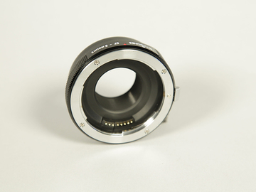 Rent: Metabones Canon EF to Sony E  Smart Adapter (Mark II)