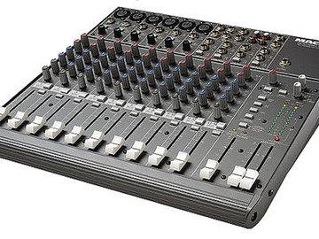 Rent: Mackie 1402 VLZ 14 Channel Mixer