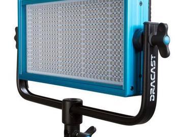 Rent: Dracast 500 Pro LED w/V-Mount Batteries