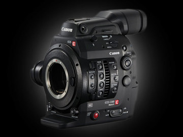 Rent: Canon EOS C300 Cinema Camera (EF Mount)