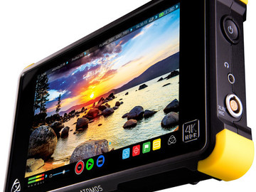 Rent: Atomos Shogun Flame 7-in 4K Recorder with Accessory Kit