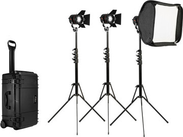 Rent: Fiilex P360EX 3 Light Kit