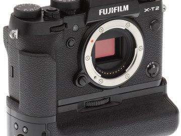 Rent: Fujifilm xt-2 4k video kit (16-55mm f2.8 lens + accesories)