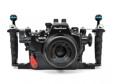 Rent: Nauticam NA-A7II Underwater Housing