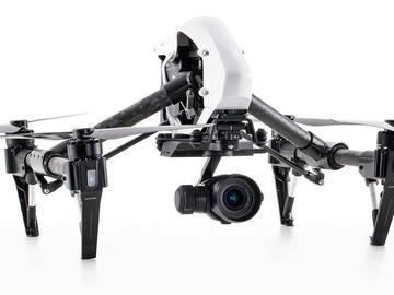 Rent: DJI Inspire 1 v2.0 Quadcopter