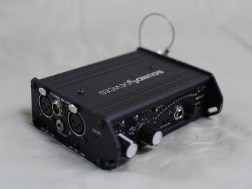 Rent: Sound Devices MixPre-D