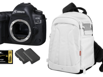 Rent: Canon EOS 5D Mark IV BODY ONLY