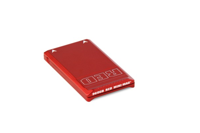(1) RED MINIMAG (Fast - Red Version) 940GB