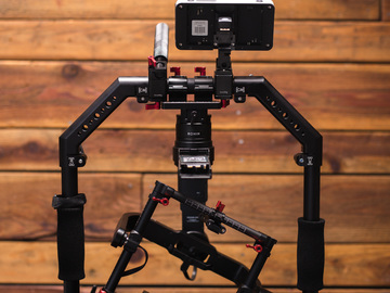 Rent: DJI Ronin-MX + Cinemilled Ring + SmallHD 501