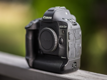 Rent: Canon EOS-1D X Mark II Package