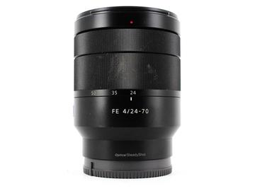 Rent: Sony Carl Zeiss Vario-Tessar T* FE 24-70mm f/4 ZA OSS
