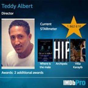 Teddy  Albert