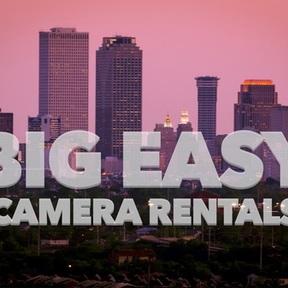 Big Easy Camera Rentals