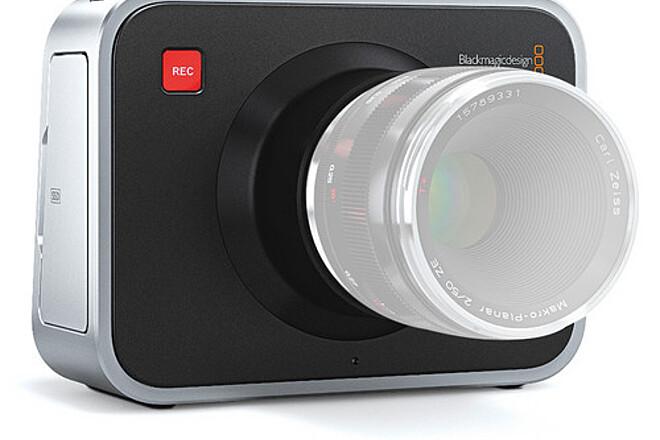 Blackmagic 2.5k Cinema Camera
