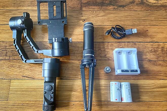 Zhiyun Crane 2 3-Axis Gimbal Stabilizer