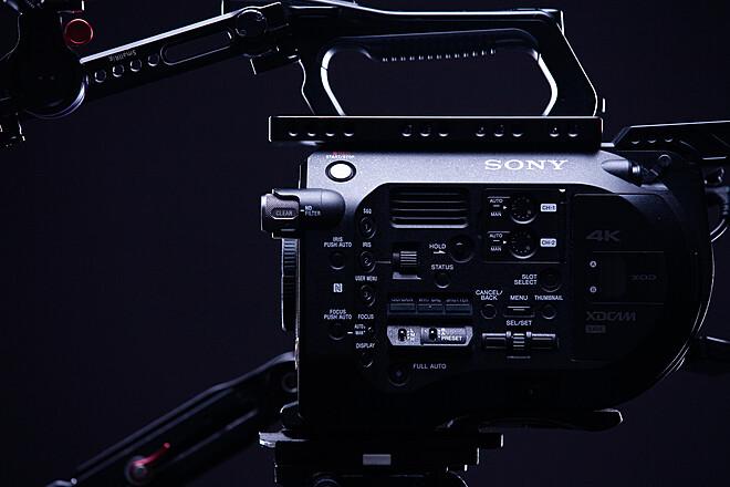 Sony FS7 Base Camera Kit