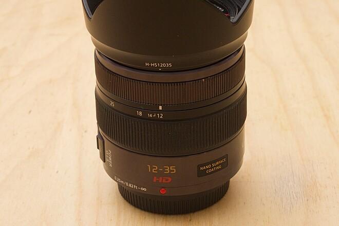 Panasonic Lumix G X Vario 12-35mm f/2.8