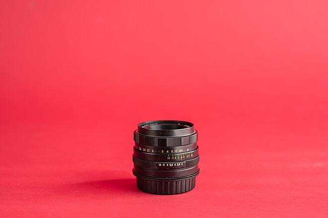 Helios Helios 44-2 58mm f/2